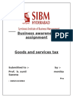 Goods and Services Tax.docx