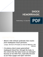 Shock Hemorrhagic