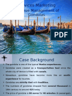 Revenue Management of Gondolas