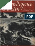 Intelligence Bulletin ~ Feb 1945