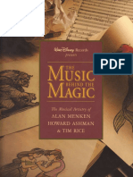 The Music Behind the Magic - Song Notes & Lyrics Book