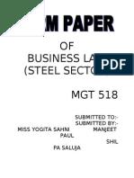 Law Rem Paper