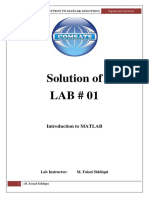 SnS Lab 01-Solution