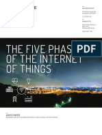 Five Phases of Iot