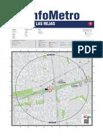 Metro Las Rejas Plano Entorno
