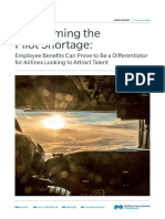 Overcoming the Pilot Shortage