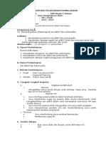 RPP KD 5.4 Zat Aditif Dan Psikotropika