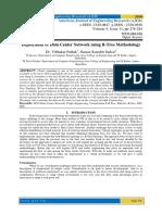 Deployment of Data Center Network using B-Tree Methodology