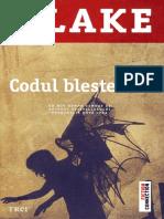 Adam Blake - Codul blestemat.pdf