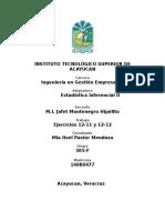 Mia Itzel Ejercicios12 11 y 12 12