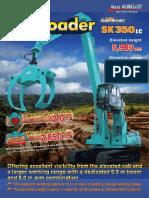Sk350lc Log