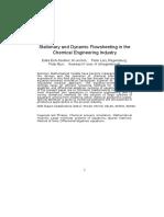Design chemical process