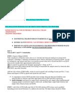 Dna Extraction Protocols[1]