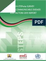 2015 Steps Report