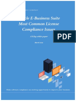 Oracle E-Business Suite-Most Common License Compliance Issues (1)