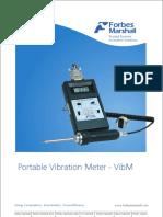 VibM_Portable Vibration Meter