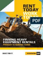 Finning Heavy Rents Brochure