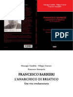 Francesco Barbieri. L'Anarchico Di Briatico