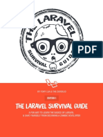 The Laravel Survival Guide - Tony Lea