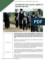 Vì Sao Người Amish Hiếm Khi Mắc Ung Thư, Nghiên Cứu Mở Ra Cách Phòng Chống Bệnh Hiệu Quả - Đại Kỷ Nguyên