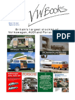 Vwbooks Catalogue