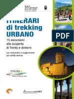 Urban Trekking - Itinerari 2013
