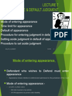 96729_L7_Appearance & Default Judgment