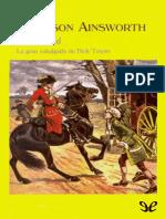 Ainsworth, Harrison - Rookwood. La Gran Cabalgada de Dick Turpin [21891] (r1.0)