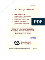 HVAC Design Manual for Hospitals