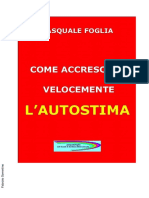 eBook Comeaccrescerevelocementeautostima