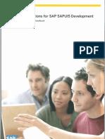 HTML5 Foundations for SAP SAPUI5 Development