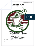 Reddish Green Coffee Bar