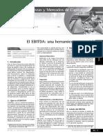 El EBITDA