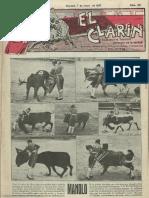 El Clarín (Valencia). 7-5-1927