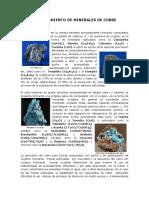 5 Procesamiento de Minerales de Cobre