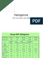 Halogenos 18