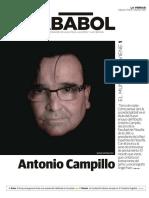 Entrevista a A. Campillo en La Verdad 17dic2016