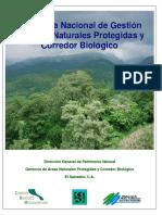 Estrategia Nacional de Gestión de ANP y Corr. Biológ. 2005