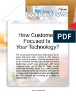 How customer focus is Your tecnology - Online Travel