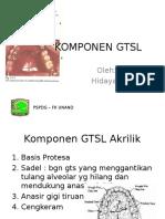 KOMPONEN GTSL 2