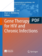 Gene Therapy for HIV and Chronic Infections [2015][UnitedVRG]