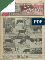 El Clarín (Valencia). 14-5-1927