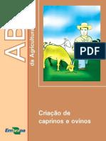ABC-criaçao de Caprinos e Ovinos
