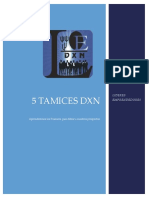 5 tamices dxn