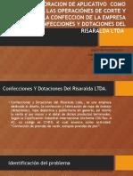 Presentacion Confecciones y Dotaciones Del Risaralda