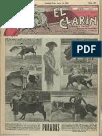 El Clarín (Valencia). 28-5-1927