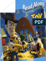 Toy Story Read Along