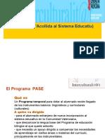 Expo Sic Ion (Programa PASE.ppt)