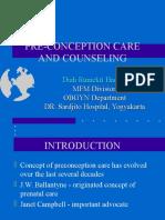 07. Preconceptional Care (Atika Hanifah's Conflicted Copy 2015-10-16)