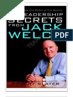 Summary of 29 Leadership Secrets